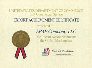The Export Achievement Award
